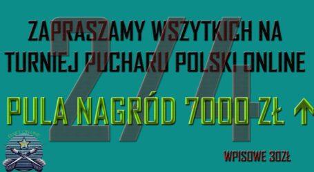 Puchar Polski Online 2021: Zapisy, informacje, szczegóły
